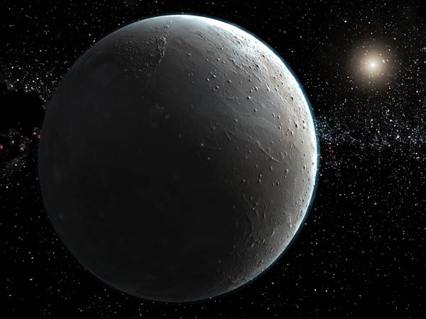 Pluto's smallest moons named officially