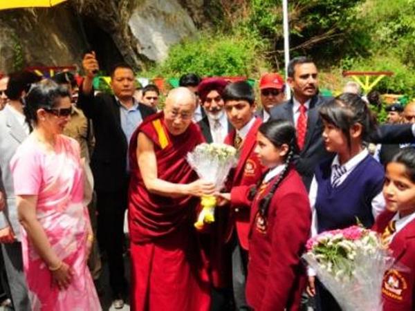 Dalai Lama impresses Bangalore