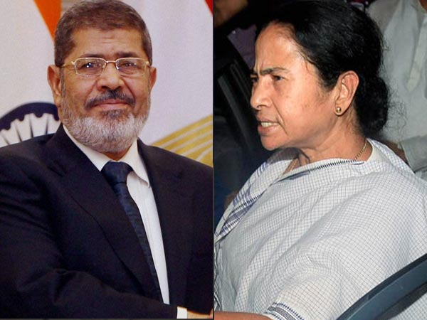 From Morsi to Mamata: Where's democracy?