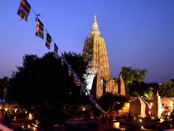 Bihar Chief Minister Nitish Kumar today strongly condemned the serial blasts in and around Mahabodhi temple in Bodh Gaya and demanded deployment of the Central Industrial Security Force (CISF) to protect the world famous Buddhist shrine.