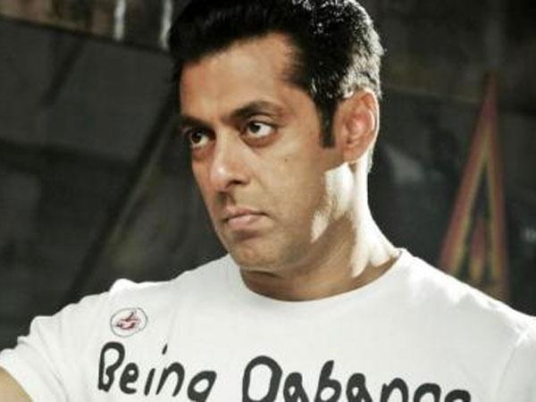 Case on website; Salman in trouble again