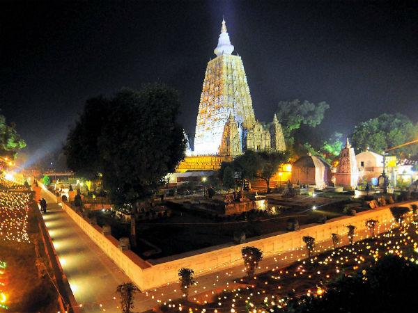 Bodh Gaya temple