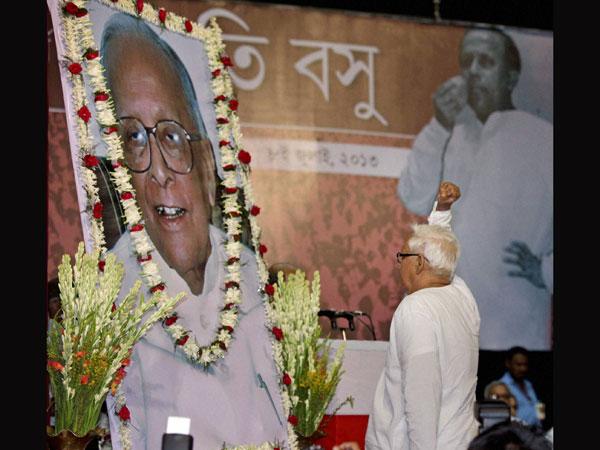 FB hails Jyoti Basu's politics