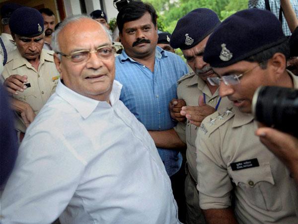 Former MP minister Raghavji arrested