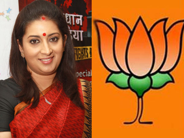 Smriti not concerned with Congress