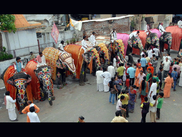 Ahmedabad decked up for Rath Yatra