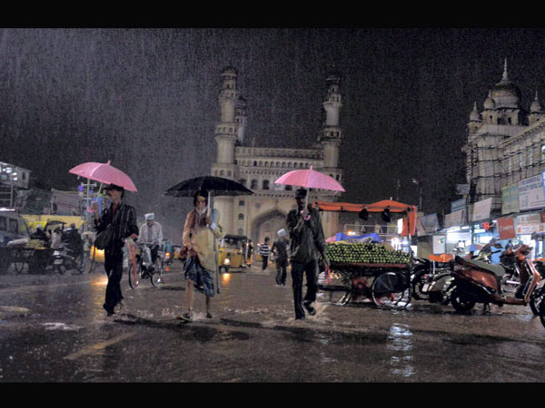 India likely to get heavy rains