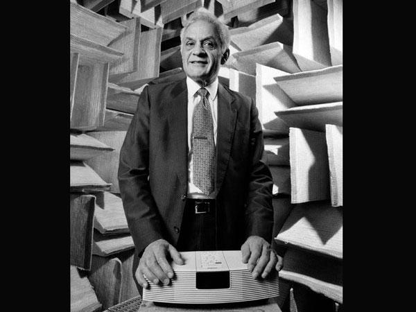 BOSE chairman-Dr Amar Bose-passes away