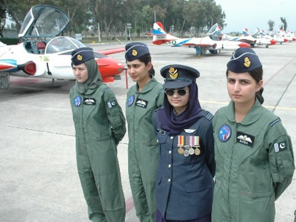 Pak-women achieving great air-feats