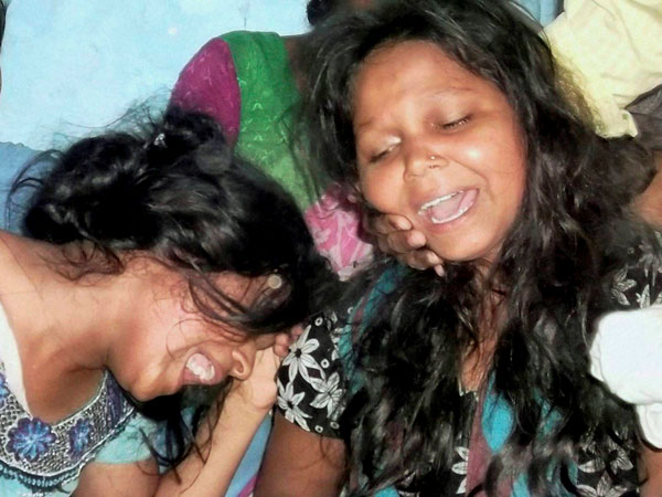 Mid-day Meal Tragedy: Family members mourn for victims