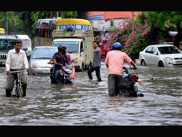 Heavy rainfall expected in next 3 days