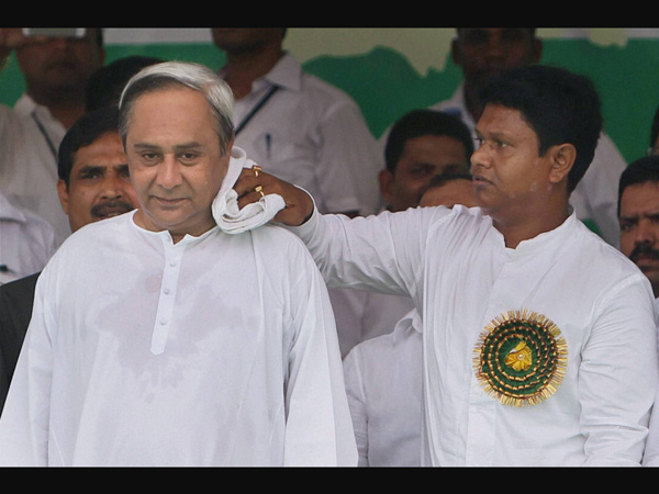 Naveen's dreams for Odisha turn to ashes