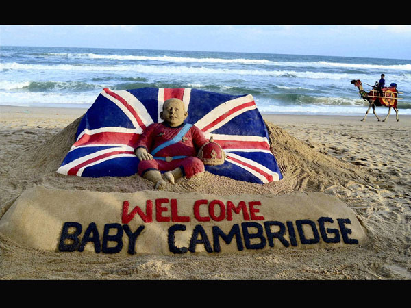 World welcomes Royal Baby