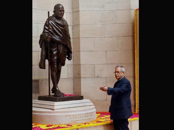 President Pranab Mukherjee completes one-year in office