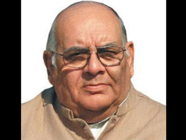 Former Union minister Arun Nehru passes away