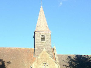 Church cracks up by metro tunnelling
