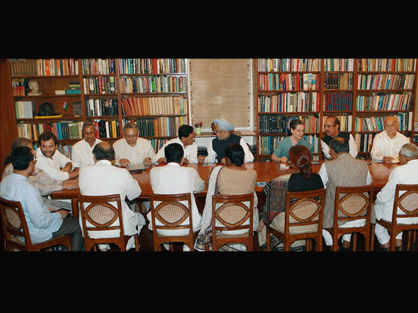 Congress Working Committee meets on Telangana