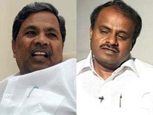 Siddu denied CM post earlier, thanks to Kumaraswamy