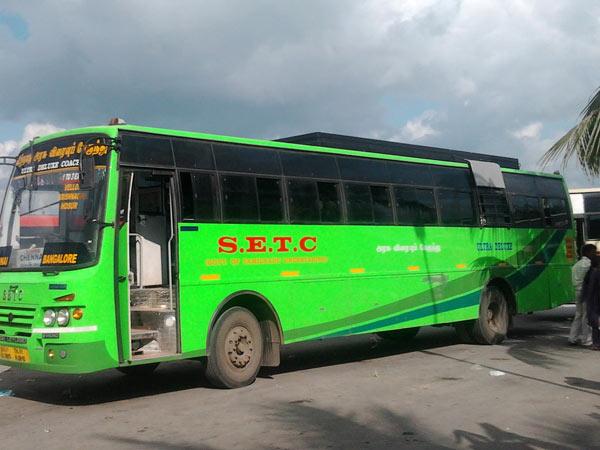 Telangana: AP-TN bus services halt