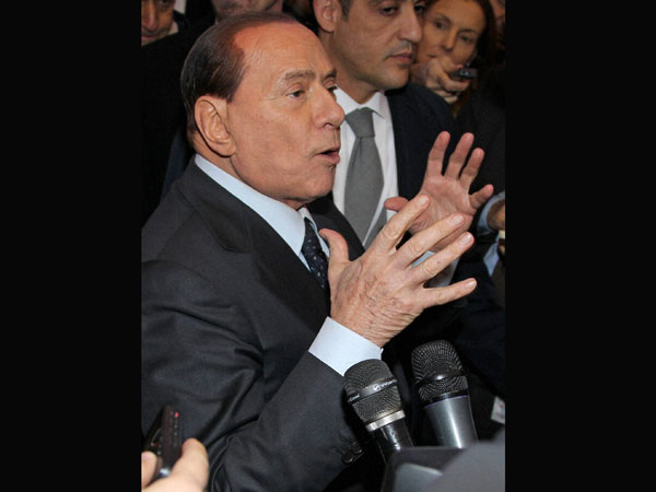 Berlusconi's jail verdict confirmed
