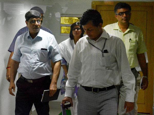 Central services unites for Durga
