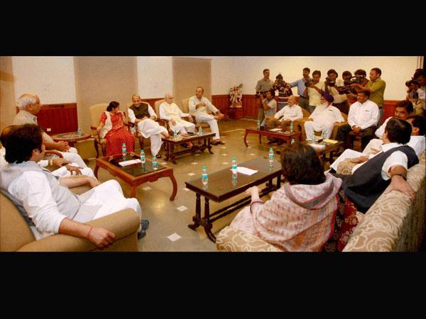 BJP leaders to meet over Vidarbha