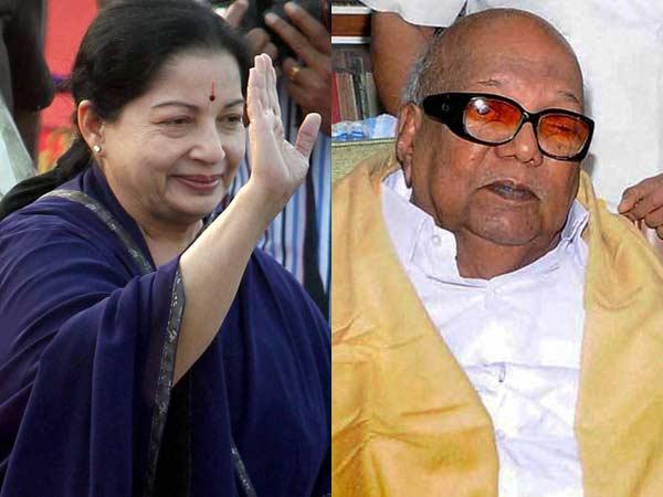 Jayalalithaa slaps Karuna's Food Bill