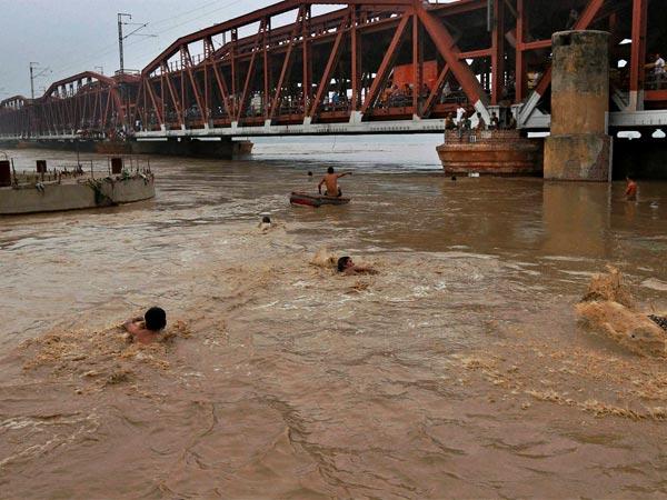 U'khand: Rivers close to danger mark