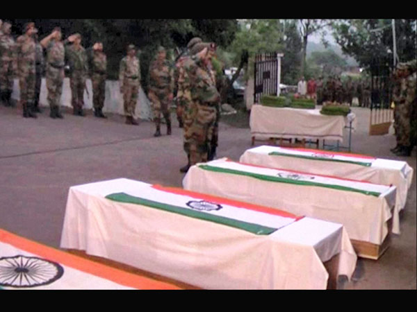 A tribute to the martyrs