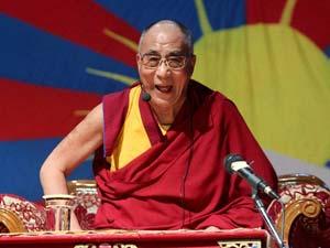 Dalai Lama wishes Bush after surgery