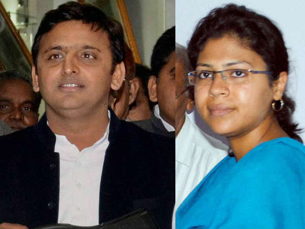 Regret posting Durga to Noida: Akhilesh