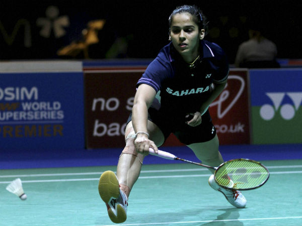 World C'ships: Saina enters quarters