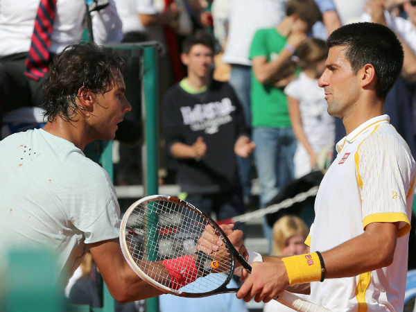 Rogers Cup: Nadal to face Djokovic