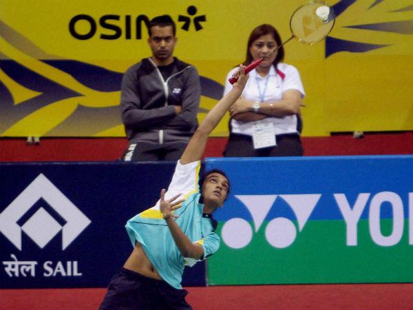Top Chinese shuttlers praise Sindhu
