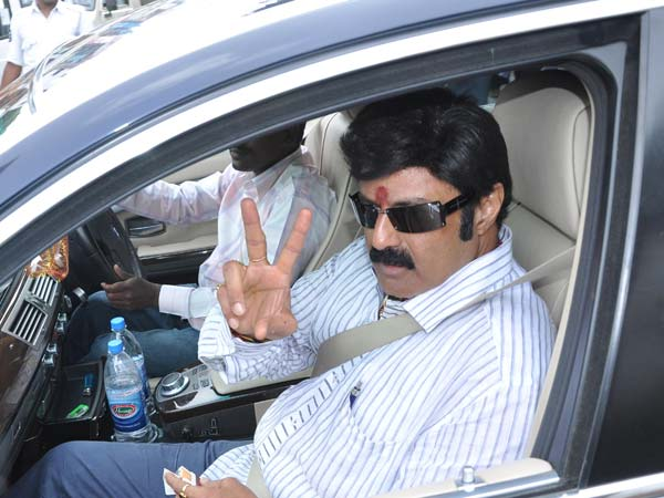 Balakrishna, brother-in-law of Chandrababu Naidu