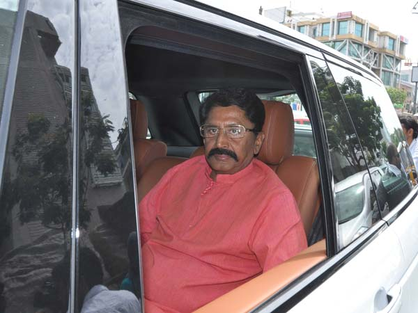 Actor and politician Murali Mohan