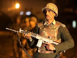 BSF jawan injured in Pak firing