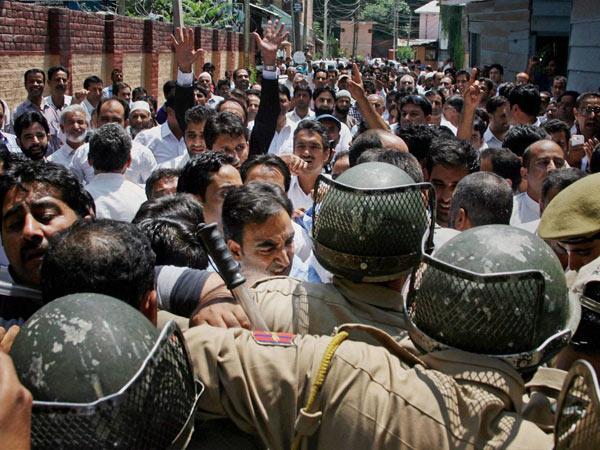 Kishtwar clashes