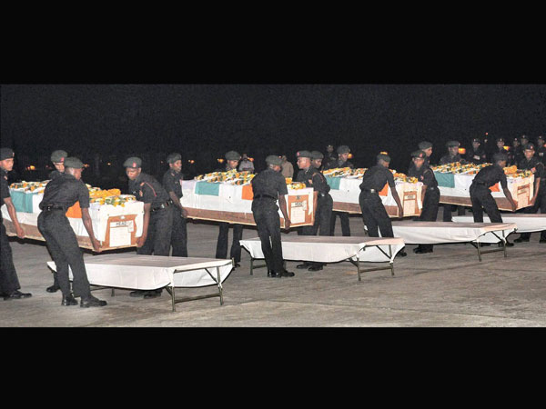 Poonch coffins