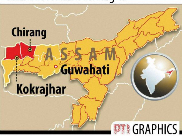 Blasts in Assam, 1 injured
