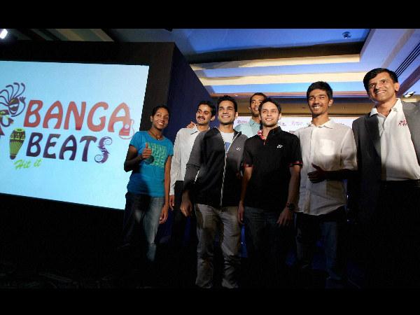 Banga Beats team