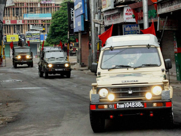 Curfew lifted from seven Jammu districts