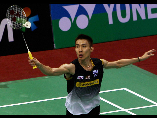 Lee Chong Wei to miss first IBL tie