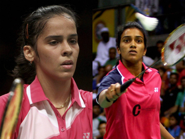 Saina and Sindhu will face off for the first time in a competitive match