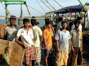 SL: 8 Indian fishermen to be released