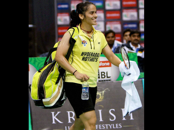 Saina Nehwal proves she is the best