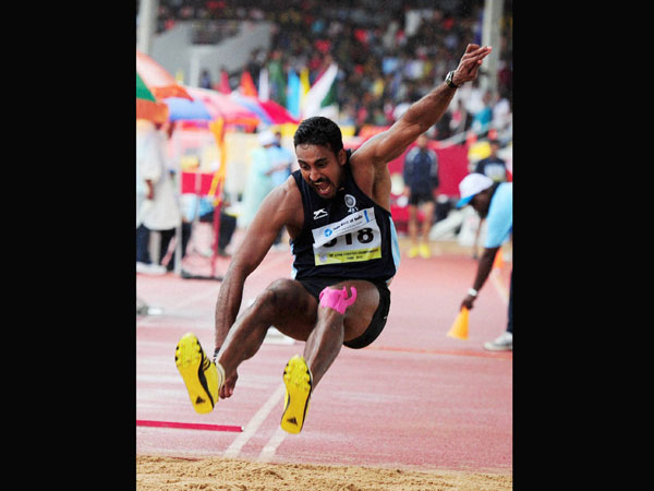 Renjith out of World C'ships in Moscow