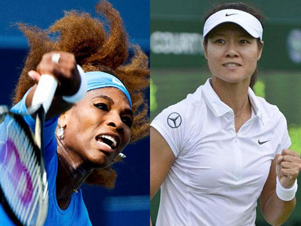 Serena to meet Li Na in Cincinnati semis