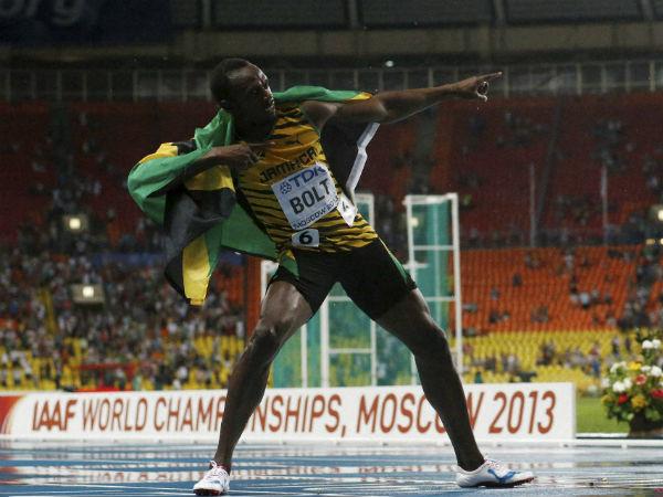 World C'ships: Usain Bolt wins 200m gold