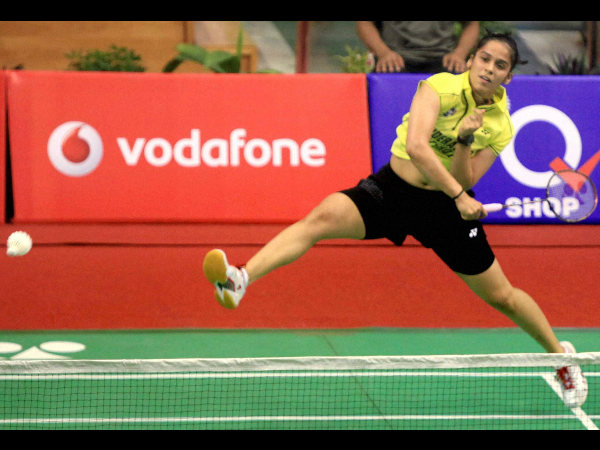 Saina won but Hyderabad Hotshots were beaten